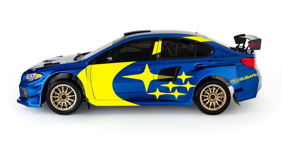 Future Cars 2020 >> Subaru Is Bringing Back Its Greatest Racing Livery - 1990s WRC Rally Car Retro Look Revealed