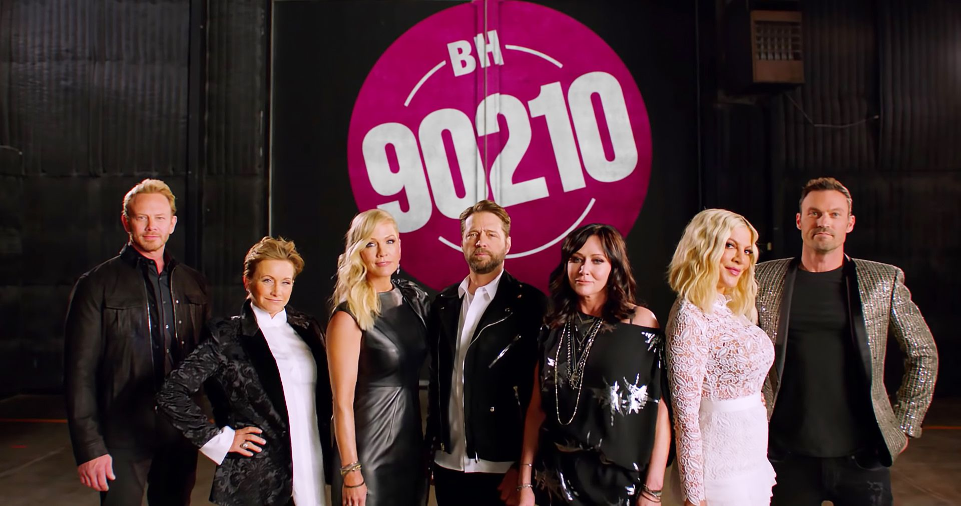 Here's why Beverly Hills 90210 sequel BH90210 was cancelled