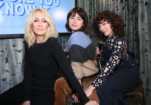 Marie Claire host's a Power Breakfast at The Dell Den with the cast of Before You Know It USA - 27 Jan 2019