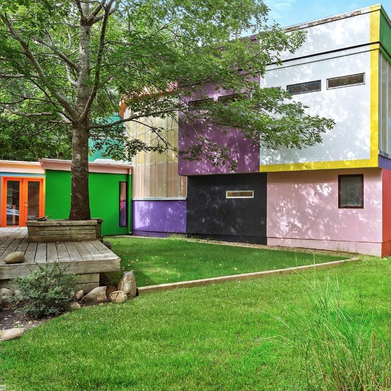 Artists Madeline Gins and Arakawa Designed an East Hampton Home to Help You Live Longer