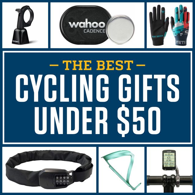 best cycling gifts under 50