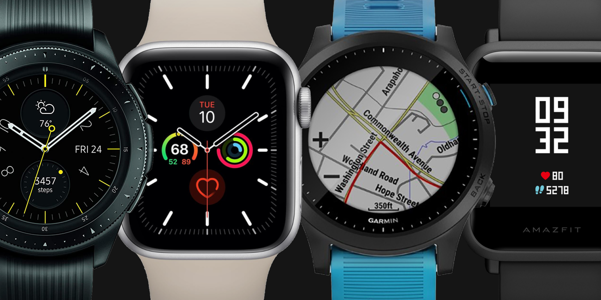 Best Smart Watches 2020 | GPS Watches for Cycling