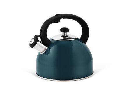 Kettle, Small appliance, Home appliance, Stovetop kettle, Teapot, Turquoise, Cookware and bakeware, Electric kettle, Tableware,