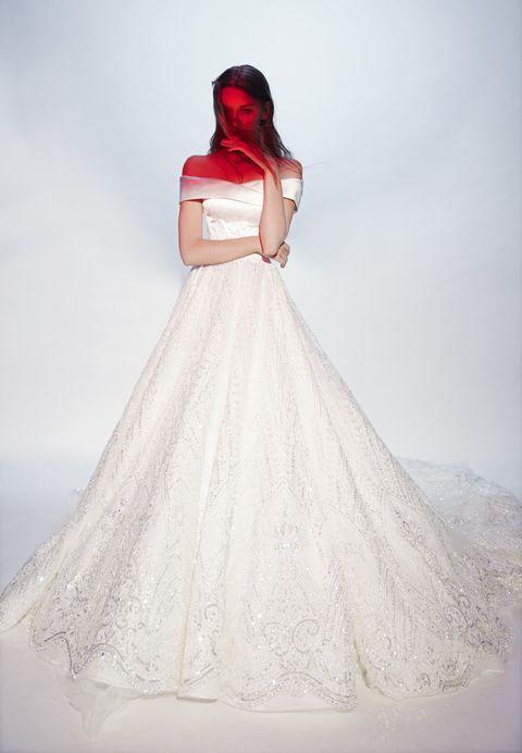 Linli Boutique, 林莉, 婚紗, 婚紗推薦, 新娘, 夢幻, 浪漫, 白紗, 時髦婚紗, 婚禮, ELLE Wedding