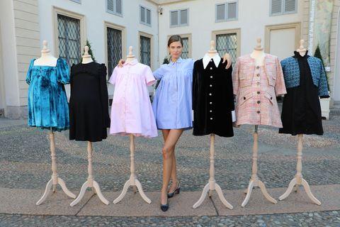 bac8e10c10d6 Gli abiti premaman di Bianca Balti su Instagram   dolcezza infinita