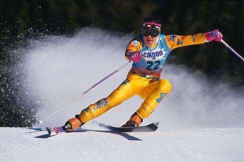 Skiing - Bianca Fernandez Ochoa