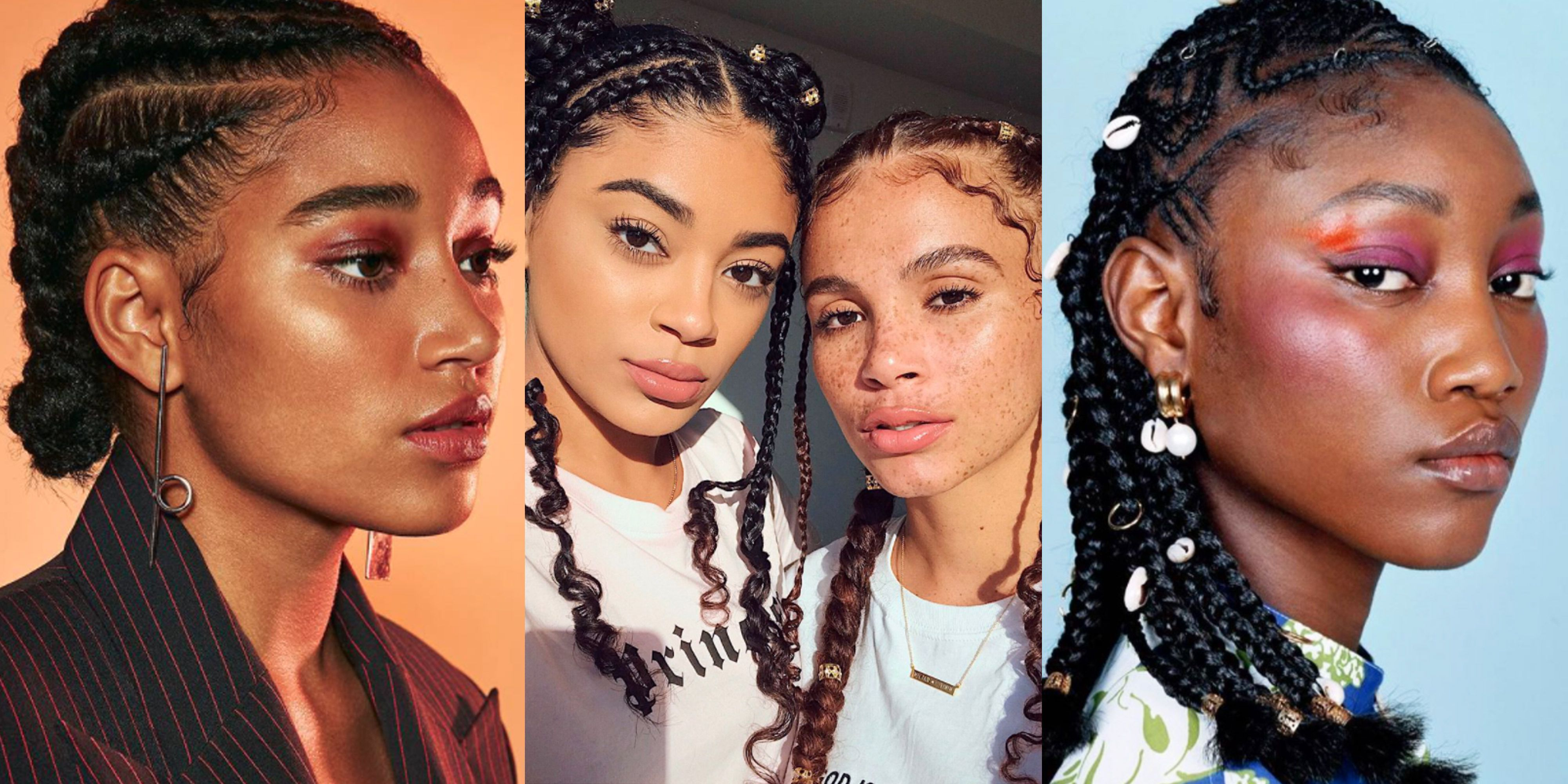 21 Cornrow Hairstyles For 2020 Stunning Cornrow Hair Ideas