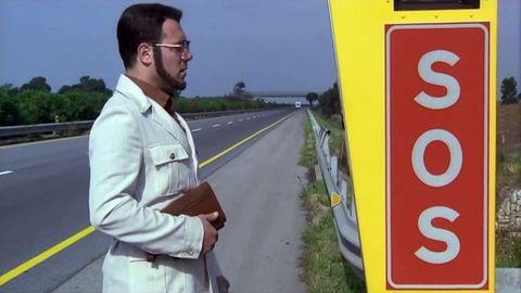 Traffic sign, Road, Signage, Sign, Lane, Asphalt, Infrastructure, Highway, Thoroughfare, Vehicle,