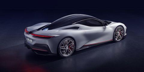 Land vehicle, Automotive design, Vehicle, Car, Sports car, Supercar, Performance car, Concept car, Personal luxury car, Coupé,