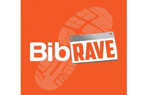 BibRave's Twitter Chat #BibChat Logo