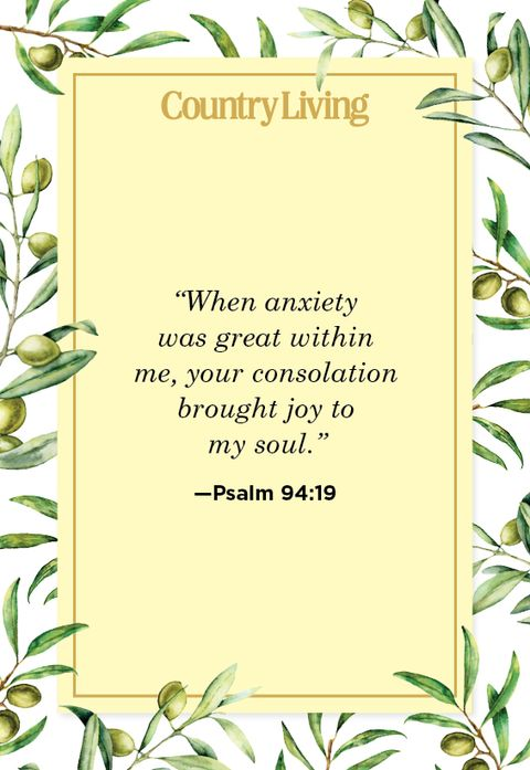 Quote from Psalm94:19