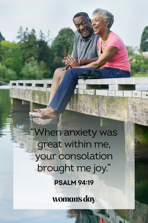 bible verses anxiety