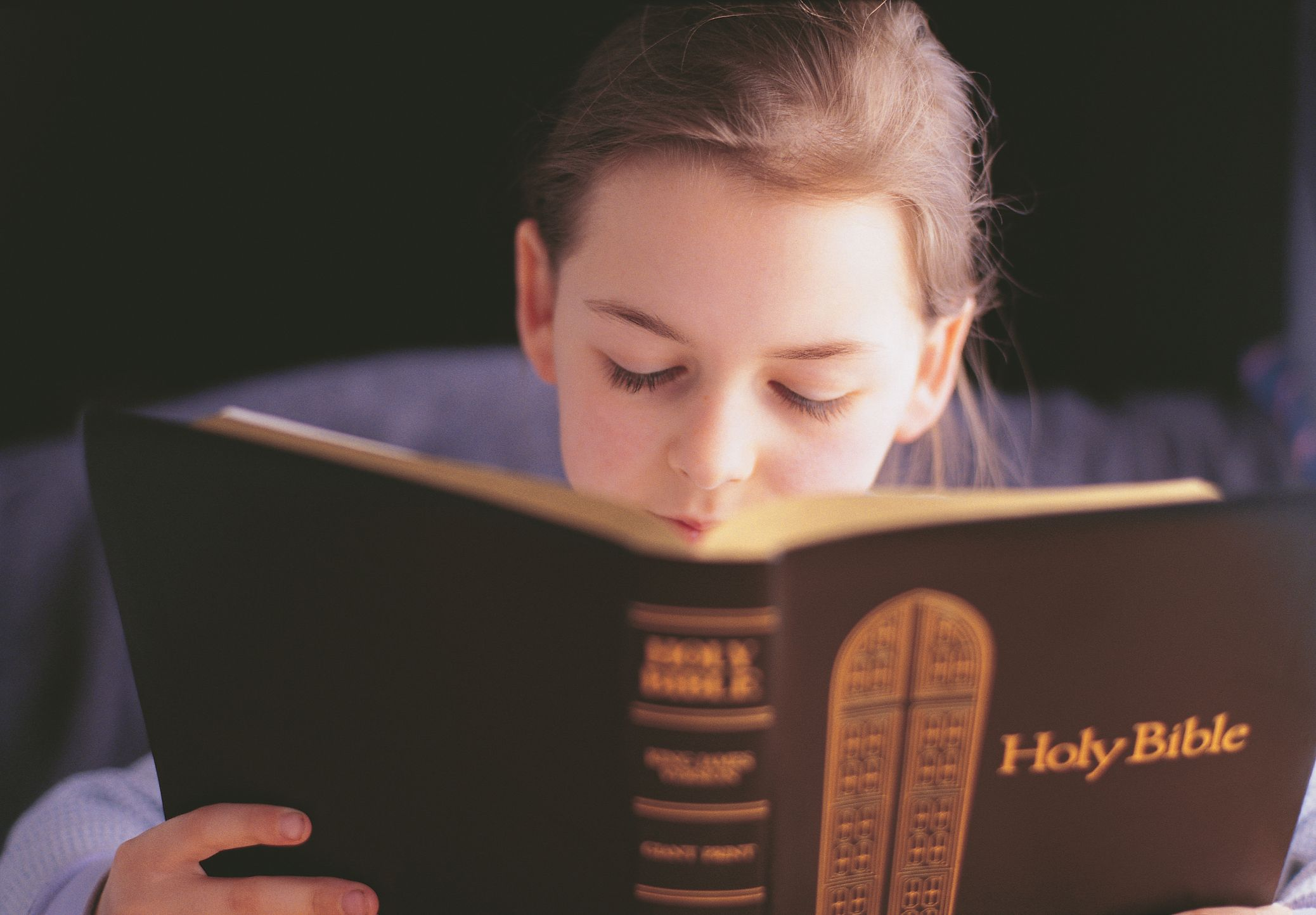 15 Bible Verses About Children to Read to the Kids