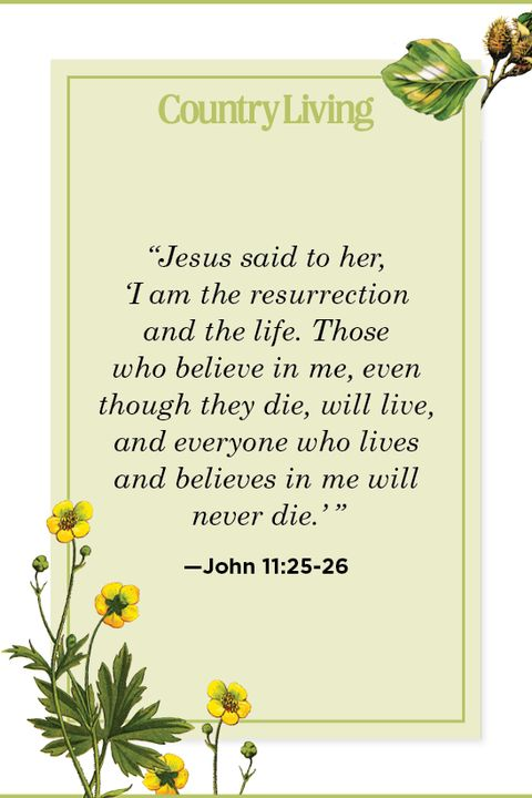 Quote from John 11:25-26