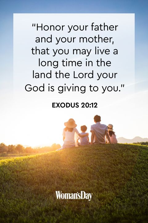 bible-verses-family Exodus 20:12