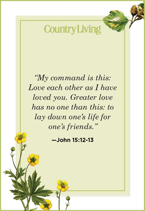 Quote from John 15:12-13