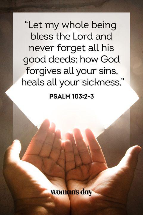 bible verses healing