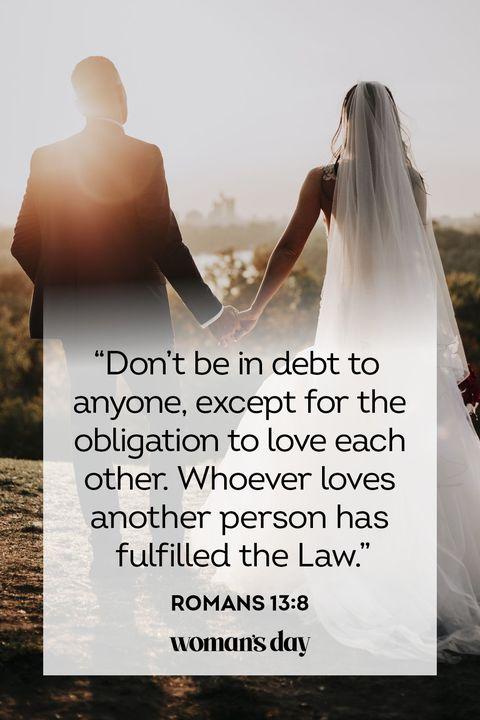 Marriage scripture verses on BIBLE VERSES