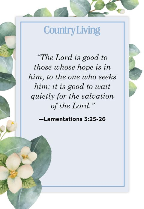 20 Calming Bible Verses About Patience - Love and ...