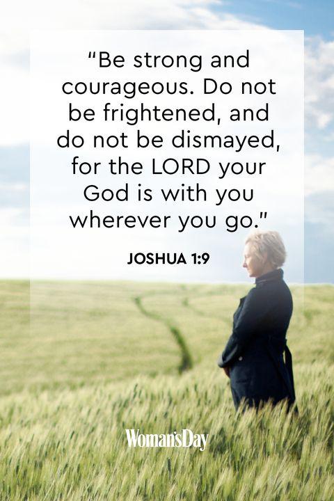 13 Bible Verses About Strength - Encouraging Bible Verses