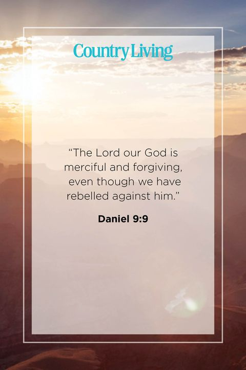 Quote from Daniel 9:9