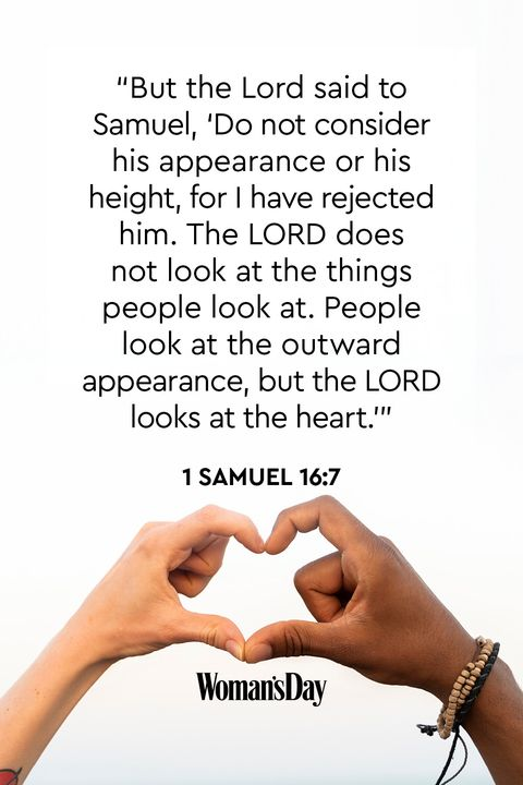 bible verses about race and racism  samuel