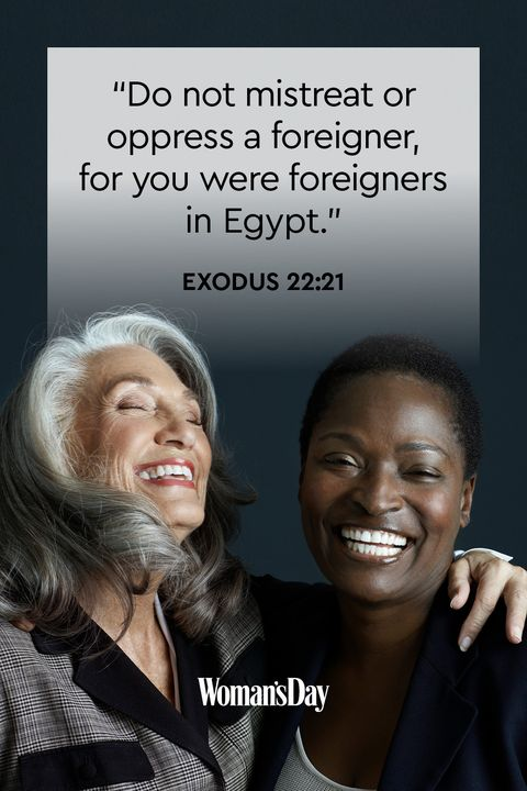 bible verses about race and racism exodus