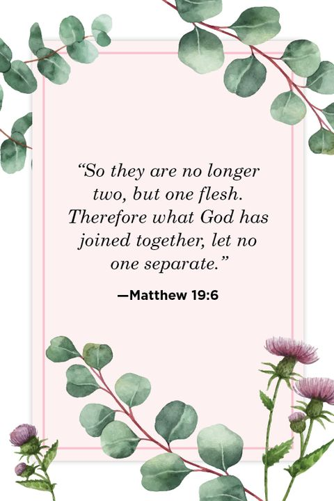matthew bible marriage quote