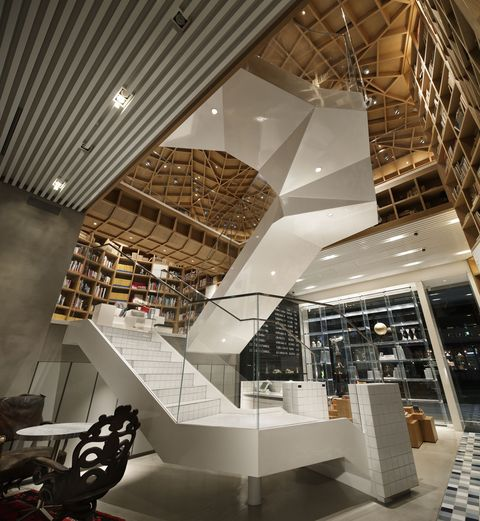 Biblioteca Hyundai Card Travel, Corea del Sur