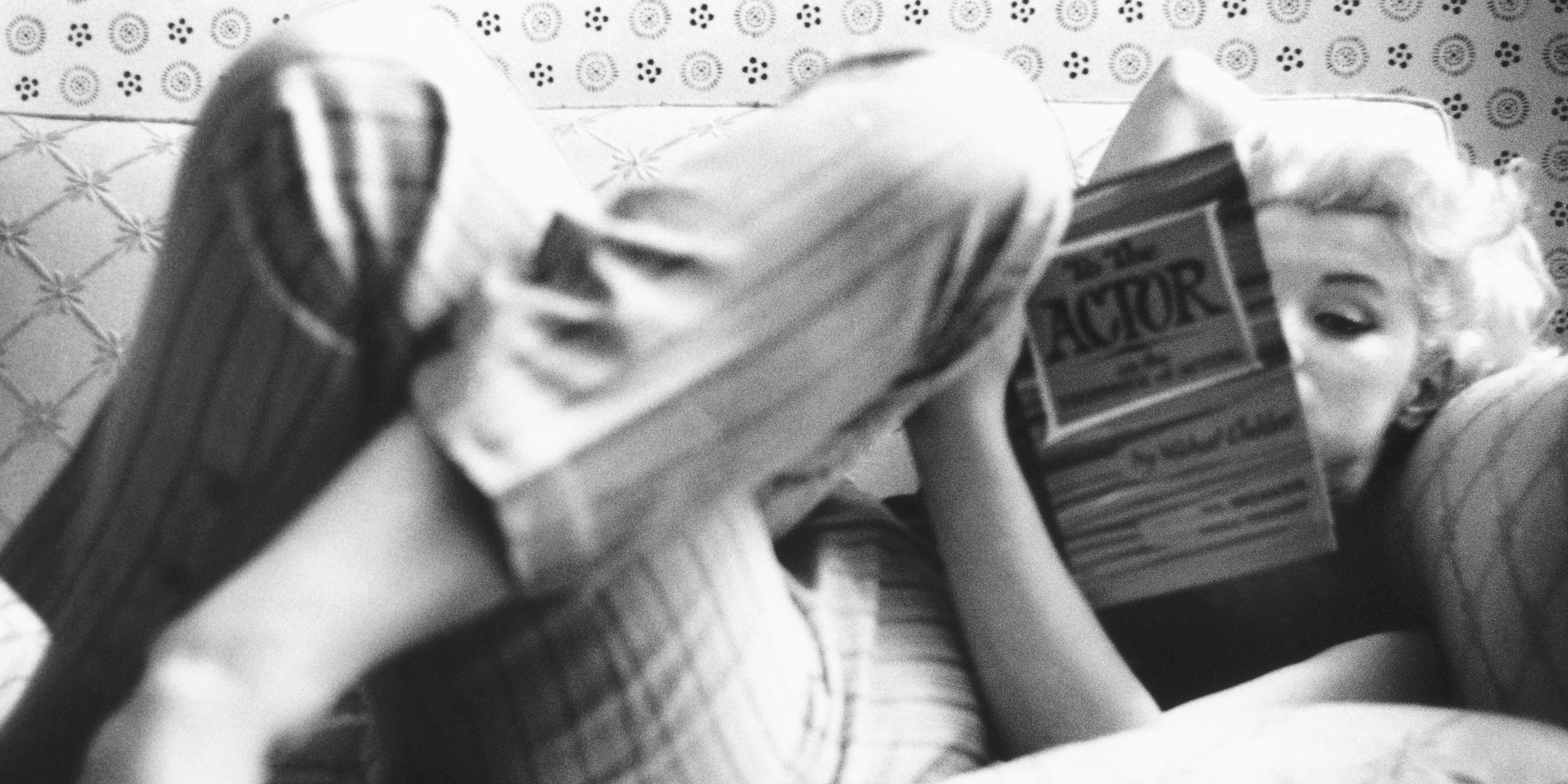 Marilyn Monroe biblioteca