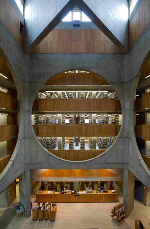 Biblioteca Phillips Exeter Academy, Nuevo Hampshire