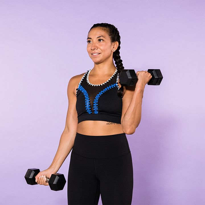 15 Biceps Moves That Will Get Your Arms Crazy-Toned