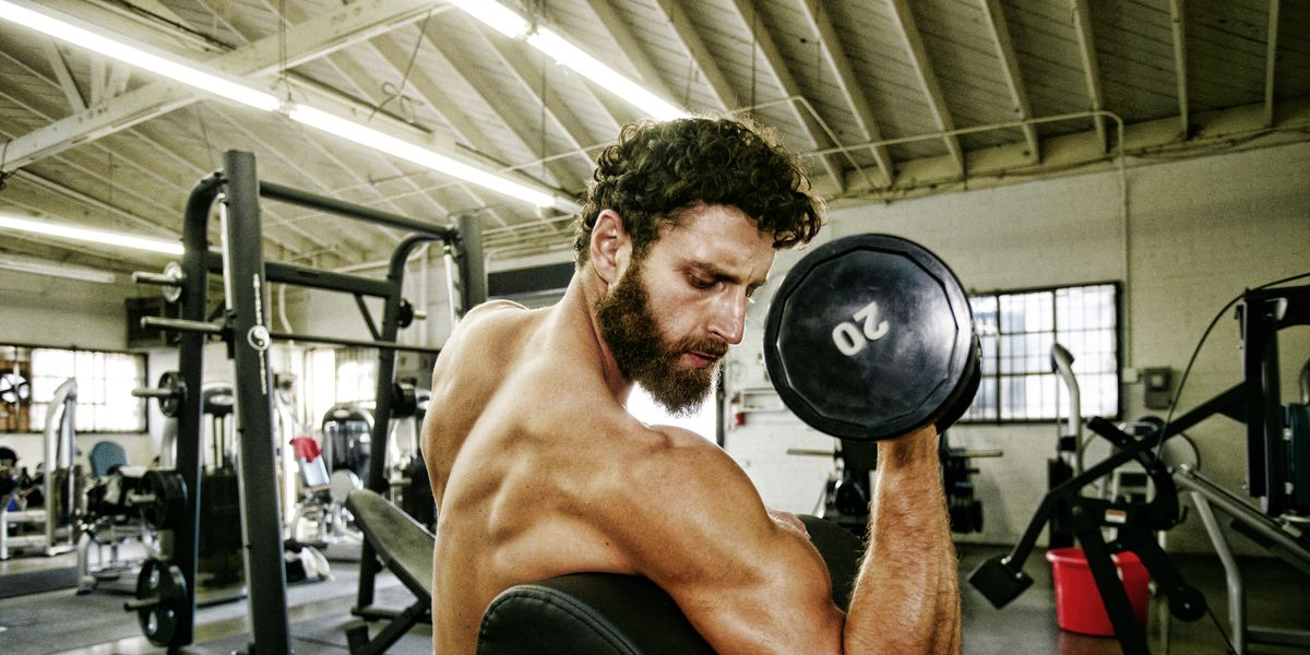 How to Do the Perfect Bicep Curl