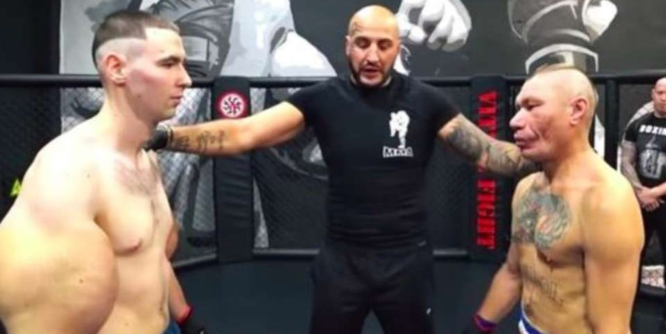 Kirill Tereshin: Bodybuilder with 24-INCH biceps slammed