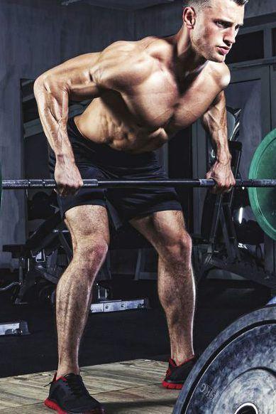 5 Ejercicios Con Barra Para Unos Brazos Gigantes Bíceps Más Grandes