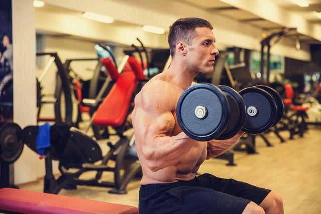 curl de bíceps
