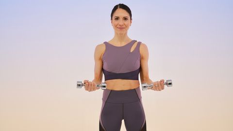 upper-body workout