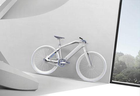 La Bici Elettrica Di Pininfarina Ecologica Tecnologica E Superleggera