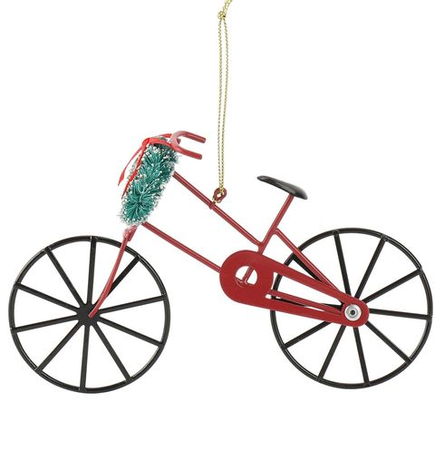 Adorno colgante: bicicleta