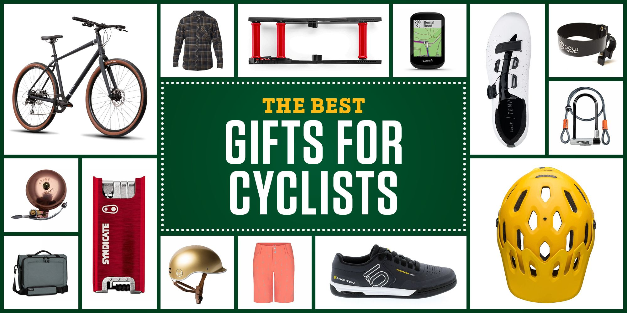 Best Gifts for Cyclists 2019 | Cycling
