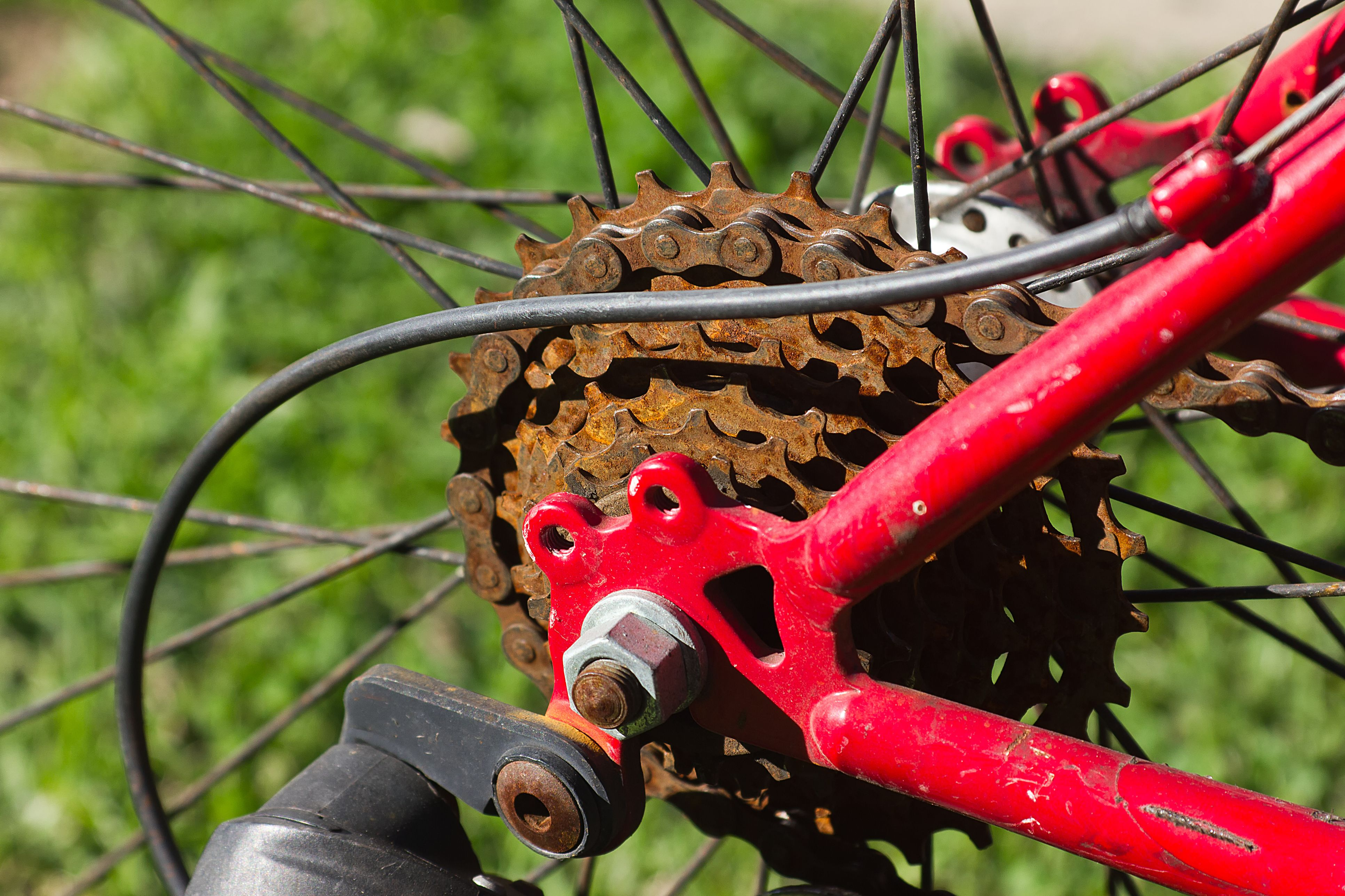 Storing Your Bike Outside | Leaving Your Bike in the Rain or