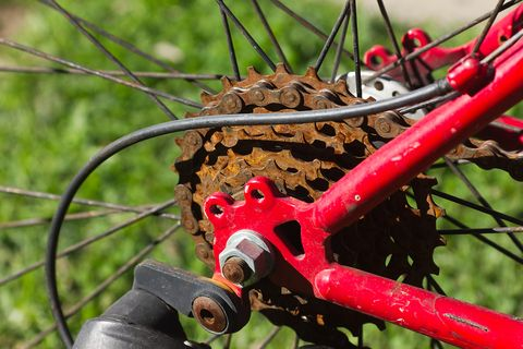 Storing Your Bike Outside | Leaving Your Bike in the Rain or Snow