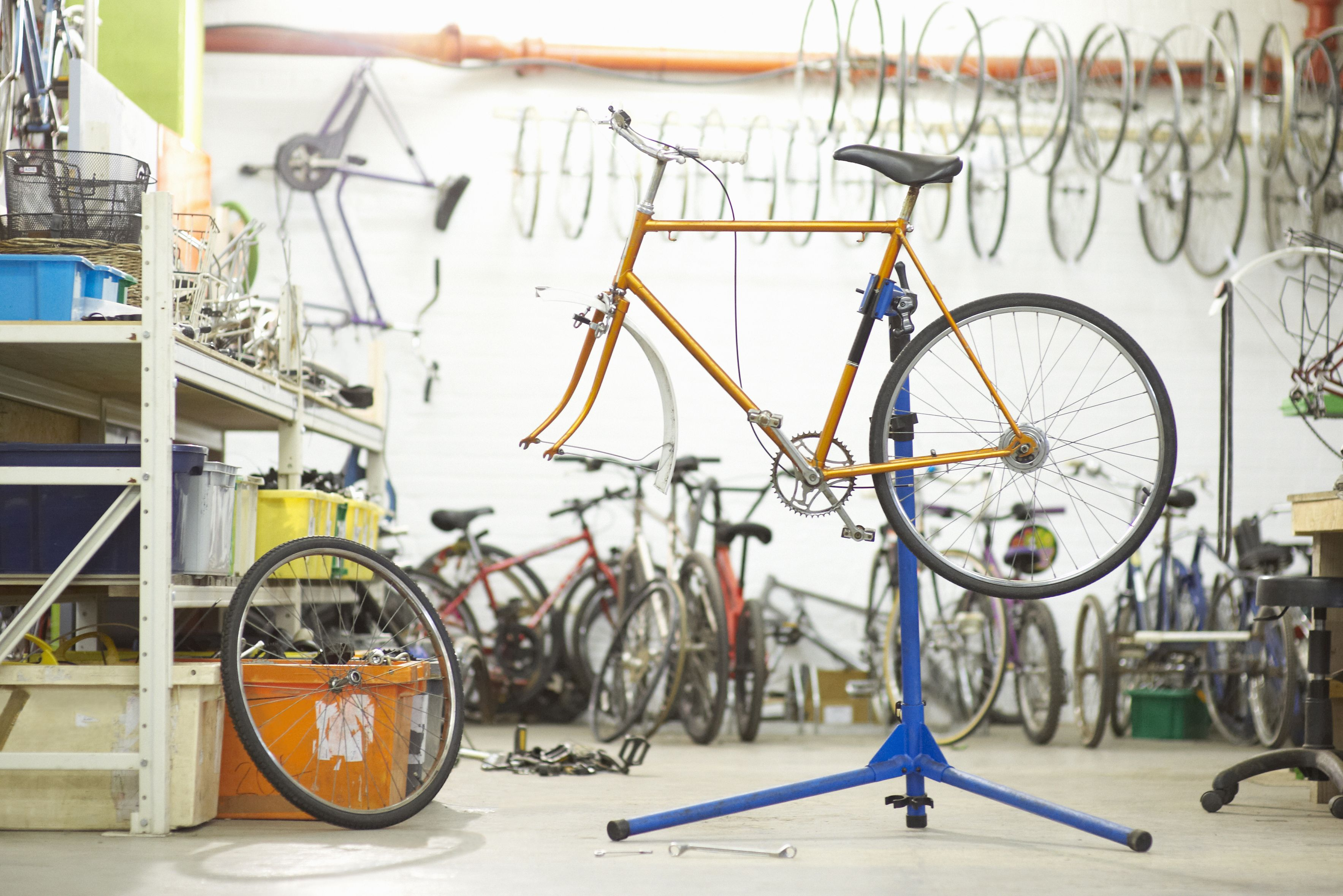 Minnesota College Becomes First to Offer Degree in Bike-Building
