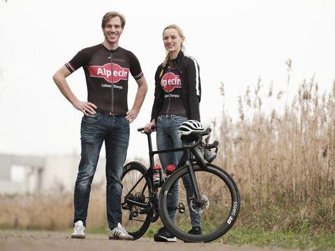 Joy en Meindert winnen dit jaar de rit van hun leven