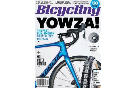 Bicycling Kindle