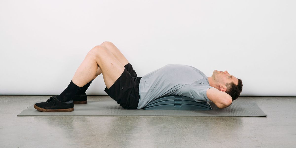10 Feel-So-Good Stretches That Reverse the Strain of Stress and Sitting All Day