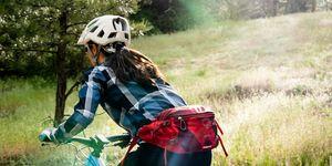 mountain bike flannel