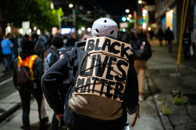 protests in seattle continue as city council considers defunding police