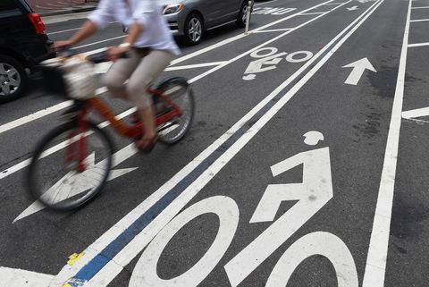 bike feature - Washington, DC