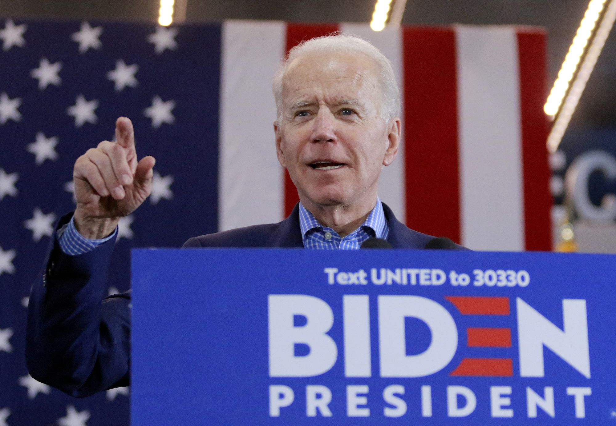 Joe Biden's Campaign Is the Result When Democrats Lack Imagination